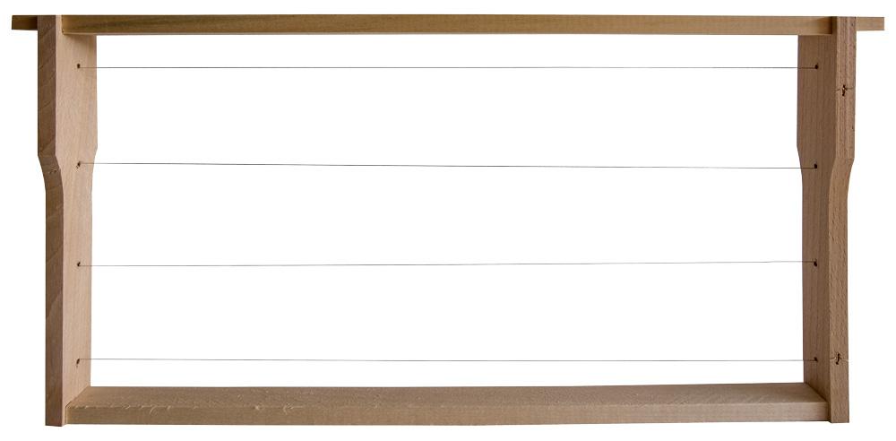 Zander Vollzarge, kurze Ohren (455x220), gezapft, gedrahtet, Paket 20 Stück